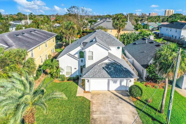 713 11TH Ave S, Jacksonville Beach, FL 32250 (MLS #1080539) :: Berkshire Hathaway HomeServices Chaplin Williams Realty