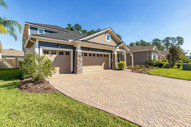 502 Cypress Trails Dr, Jacksonville, FL 32081 (MLS #1081626) :: The DJ & Lindsey Team