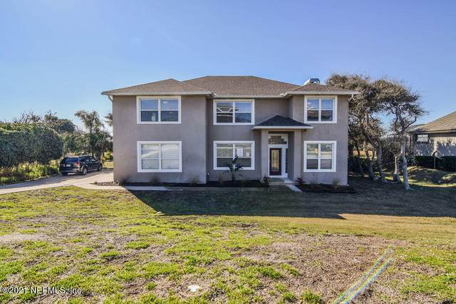 121 Beachside Dr, Ponte Vedra Beach, FL 32082 (MLS #1081773) :: The Perfect Place Team