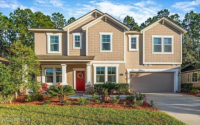 1487 Shadow Creek Dr, Orange Park, FL 32065 (MLS #1082311) :: CrossView Realty