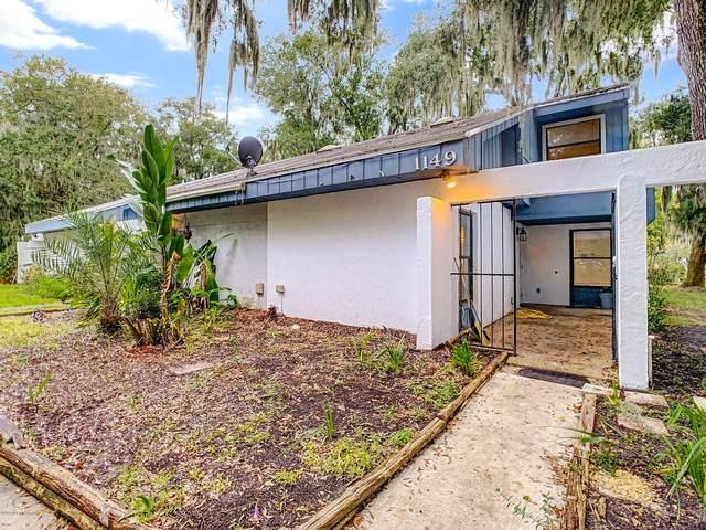 1149 Mayport Landing Dr, Jacksonville, FL 32233 (MLS #1082614) :: Keller Williams Realty Atlantic Partners St. Augustine