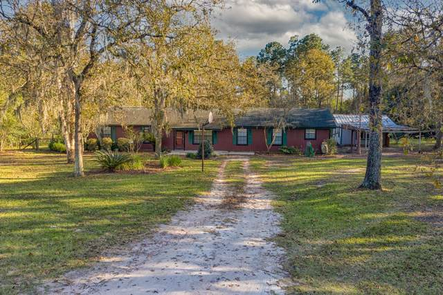 4681 Heather St, Middleburg, FL 32068 (MLS #1083079) :: The Every Corner Team