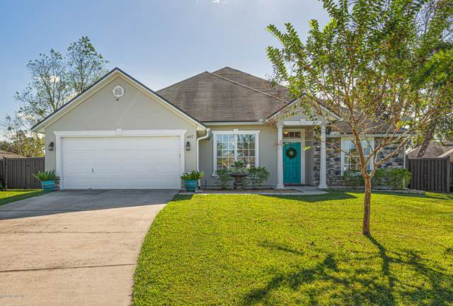 607 Mandy Oaks Dr, Jacksonville, FL 32220 (MLS #1083195) :: The Impact Group with Momentum Realty