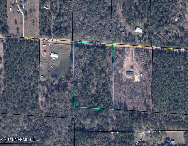5883 Trawick Rd, Keystone Heights, FL 32656 (MLS #1083423) :: The Newcomer Group