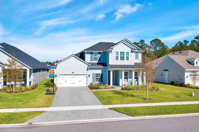 97 Sagebrush Trl, Ponte Vedra, FL 32081 (MLS #1083959) :: Memory Hopkins Real Estate