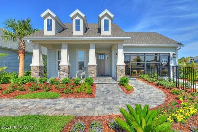 10834 Aventura Dr, Jacksonville, FL 32256 (MLS #1084023) :: The Every Corner Team