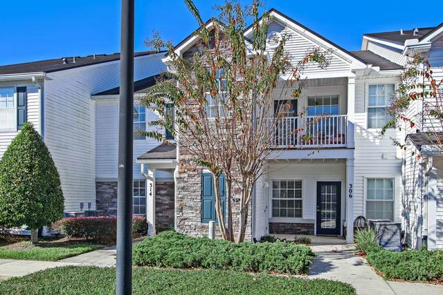 2200 Marsh Hawk Ln #306, Fleming Island, FL 32003 (MLS #1084227) :: The Hanley Home Team