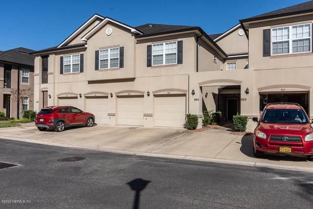 12301 Kernan Forest Blvd #804, Jacksonville, FL 32225 (MLS #1084761) :: CrossView Realty