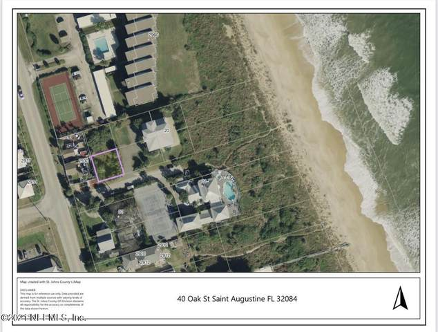40 Oak Ave, St Augustine, FL 32084 (MLS #1084863) :: EXIT Real Estate Gallery