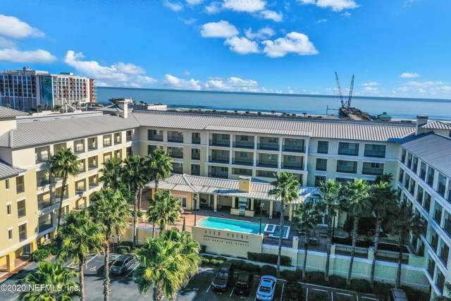 525 3RD St N #309, Jacksonville Beach, FL 32250 (MLS #1084955) :: The Newcomer Group