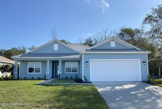 1321 Tullamore Blvd, Ormond Beach, FL 32174 (MLS #1085053) :: Century 21 St Augustine Properties