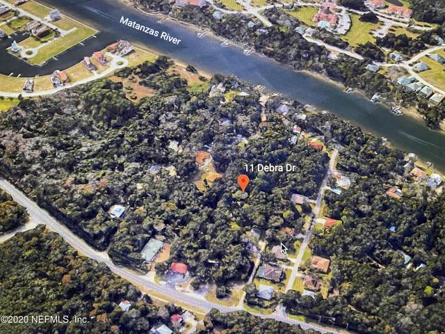 11 Debra Dr, Palm Coast, FL 32137 (MLS #1085081) :: The Newcomer Group
