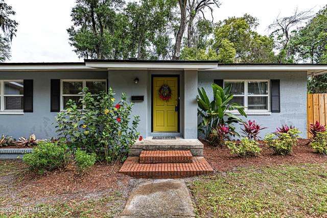 1461 Redbud Ln, Jacksonville, FL 32207 (MLS #1085550) :: The Hanley Home Team