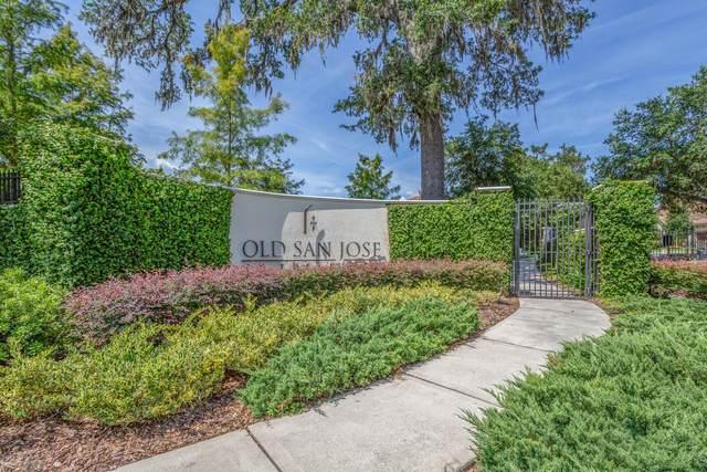 1311 Heritage Manor Dr #203, Jacksonville, FL 32207 (MLS #1086234) :: Military Realty
