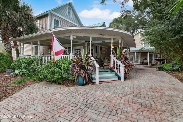 530 S 6TH St, Fernandina Beach, FL 32034 (MLS #1086536) :: The Coastal Home Group