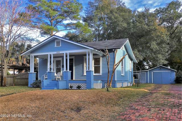 3838 Walsh St, Jacksonville, FL 32205 (MLS #1086569) :: The Every Corner Team