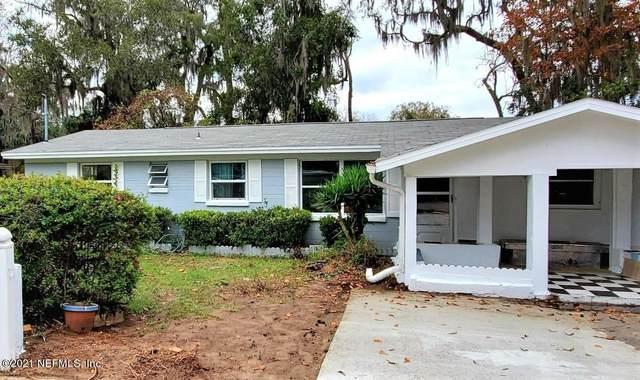 331 Uranus Ln, Orange Park, FL 32073 (MLS #1087087) :: Olson & Taylor | RE/MAX Unlimited