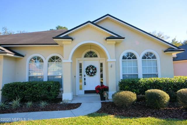 548 Sparrow Branch Cir, Jacksonville, FL 32259 (MLS #1087204) :: Century 21 St Augustine Properties