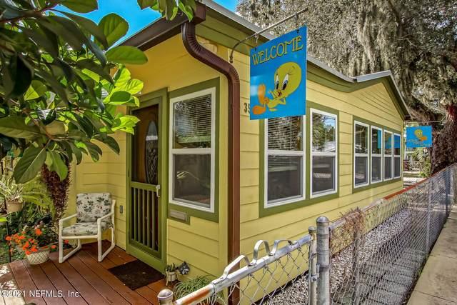 35 Desoto Pl, St Augustine, FL 32084 (MLS #1087438) :: The Newcomer Group