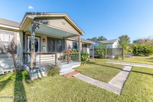 402 Flagler Blvd, St Augustine, FL 32080 (MLS #1087806) :: The Coastal Home Group
