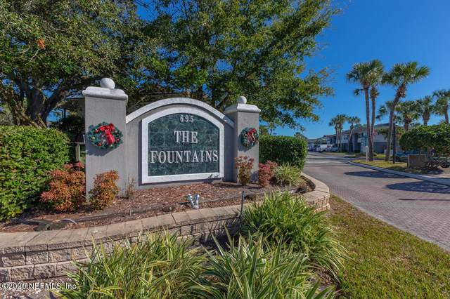 695 A1a #93, Ponte Vedra Beach, FL 32082 (MLS #1087836) :: Olson & Taylor | RE/MAX Unlimited