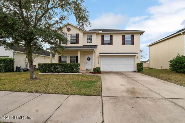 7134 Rampart Ridge Cir W, Jacksonville, FL 32244 (MLS #1087867) :: EXIT 1 Stop Realty
