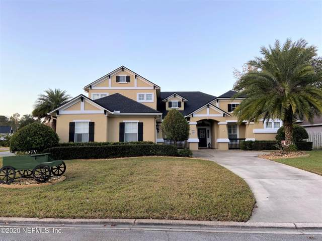 3553 Crescent Point Ct, GREEN COVE SPRINGS, FL 32043 (MLS #1088347) :: Berkshire Hathaway HomeServices Chaplin Williams Realty