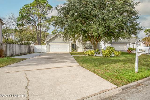 2036 Tanners Green Way, Jacksonville, FL 32246 (MLS #1088373) :: EXIT 1 Stop Realty