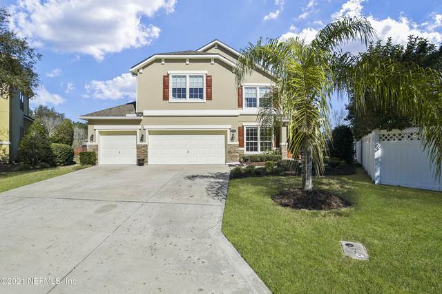 424 Buckhead Ct, St Johns, FL 32259 (MLS #1088519) :: The Newcomer Group