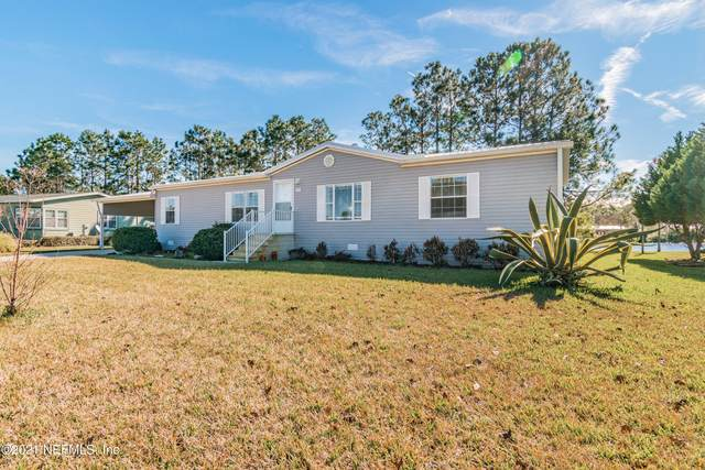 2236 Whippoorwill Dr, St Augustine, FL 32084 (MLS #1088645) :: The Every Corner Team