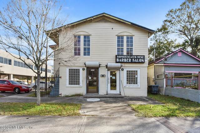 3323 Myrtle Ave N, Jacksonville, FL 32209 (MLS #1088848) :: Ponte Vedra Club Realty
