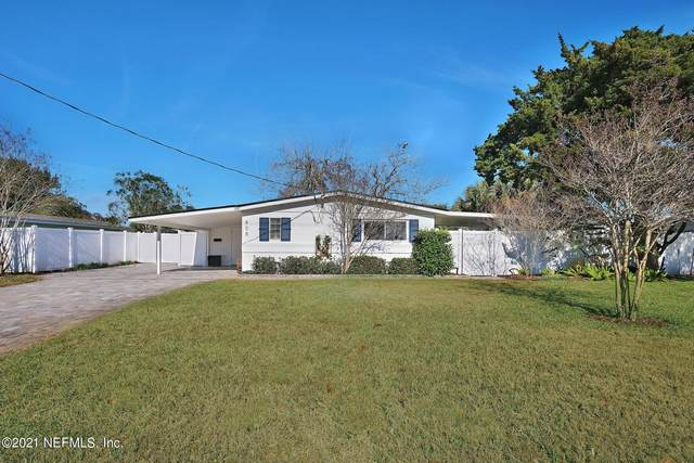 805 Plaza Rd, Atlantic Beach, FL 32233 (MLS #1089365) :: The Hanley Home Team