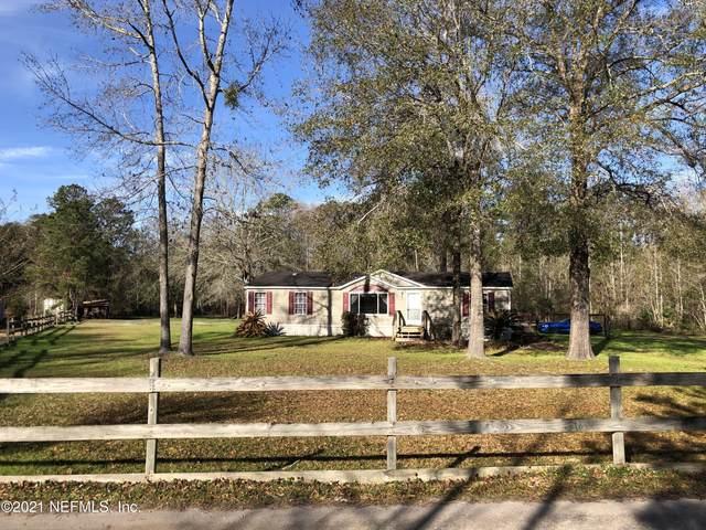 3370 Stardust Rd, Bryceville, FL 32009 (MLS #1089550) :: Century 21 St Augustine Properties