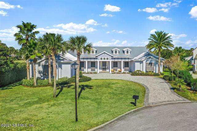 13 La Vista Dr, Ponte Vedra Beach, FL 32082 (MLS #1089568) :: The Volen Group, Keller Williams Luxury International