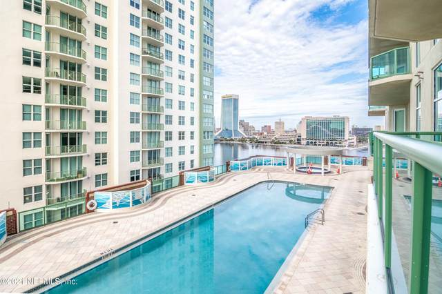 1431 Riverplace Blvd #1003, Jacksonville, FL 32207 (MLS #1089697) :: The Newcomer Group