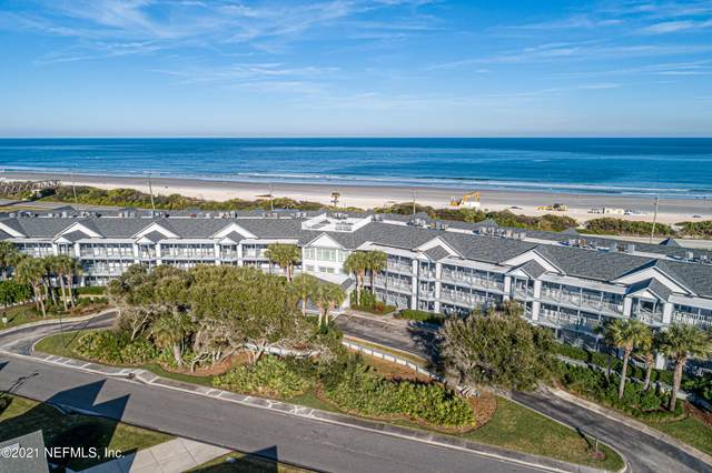110 Ocean Hollow Ln #202, St Augustine, FL 32084 (MLS #1089808) :: Ponte Vedra Club Realty