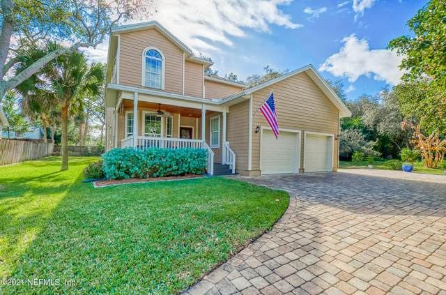 1042 Buddy Crout Ln, Neptune Beach, FL 32266 (MLS #1089836) :: The Impact Group with Momentum Realty