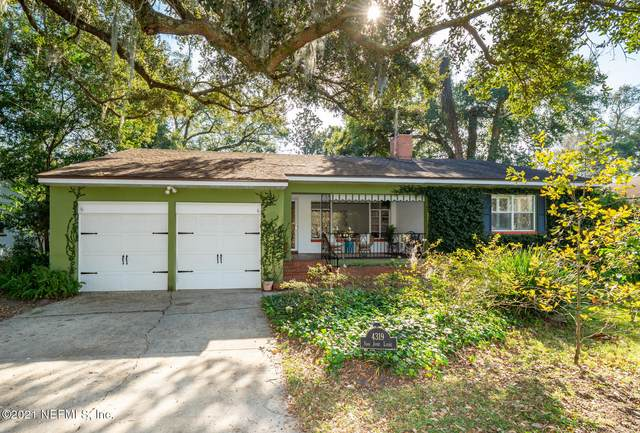4319 San Jose Ln, Jacksonville, FL 32207 (MLS #1089901) :: The Coastal Home Group