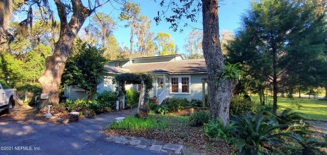 139 Old Hard Rd, Fleming Island, FL 32003 (MLS #1089996) :: The Coastal Home Group