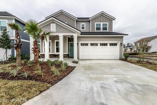 2010 Hawkeye Pl, Fleming Island, FL 32003 (MLS #1090262) :: Berkshire Hathaway HomeServices Chaplin Williams Realty