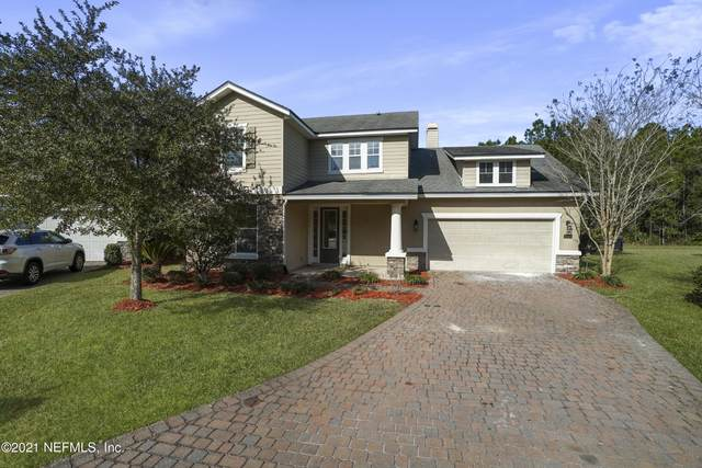 1434 Shadow Creek Dr, Orange Park, FL 32065 (MLS #1090516) :: The Newcomer Group