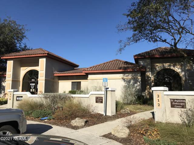 212 - 216 Southpark Cir E, St Augustine, FL 32086 (MLS #1091187) :: Noah Bailey Group