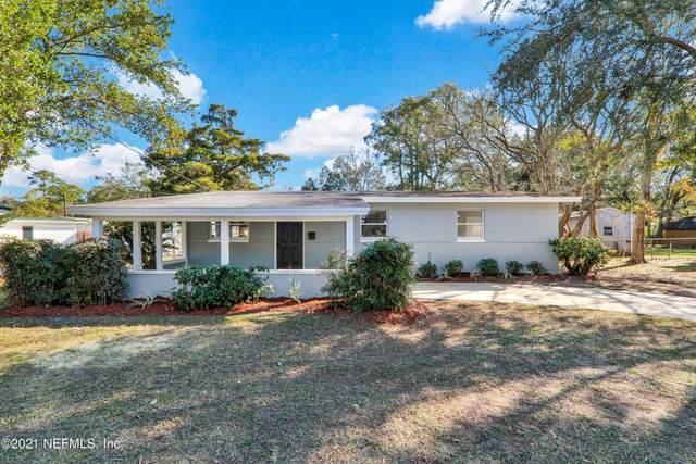 2639 Fouraker Rd, Jacksonville, FL 32210 (MLS #1091191) :: The Hanley Home Team