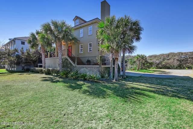 1848 1ST Ave, Fernandina Beach, FL 32034 (MLS #1091236) :: EXIT Real Estate Gallery