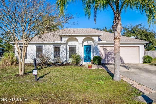 25 Longfellow Dr, Palm Coast, FL 32137 (MLS #1091271) :: Engel & Völkers Jacksonville