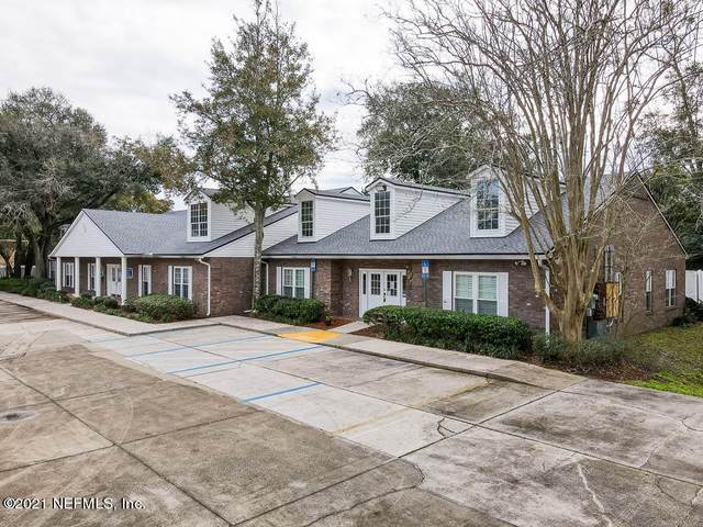 2700 W University Blvd C1-4, Jacksonville, FL 32217 (MLS #1091404) :: Berkshire Hathaway HomeServices Chaplin Williams Realty