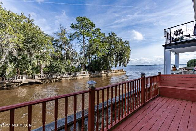 2950 St Johns Ave 5-A, Jacksonville, FL 32205 (MLS #1091576) :: The Randy Martin Team | Watson Realty Corp