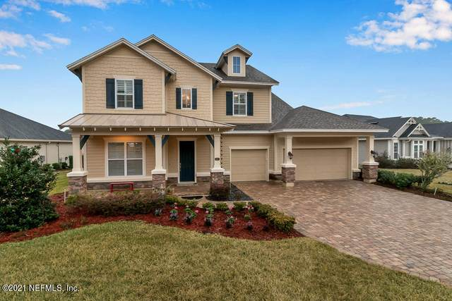 488 Eagle Rock Dr, Ponte Vedra, FL 32081 (MLS #1091613) :: Noah Bailey Group