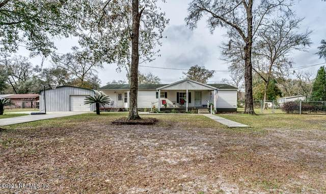 6037 Horseshoe Dr, Jacksonville, FL 32234 (MLS #1091826) :: The Newcomer Group