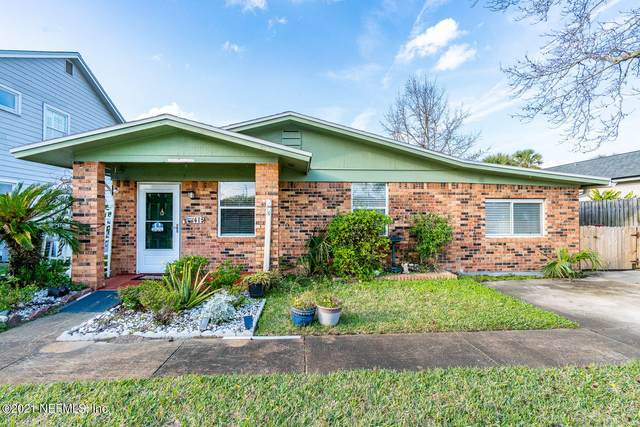415 16TH Ave S, Jacksonville Beach, FL 32250 (MLS #1092724) :: The Newcomer Group